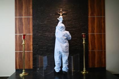 México reporta su día más mortal por la pandemia