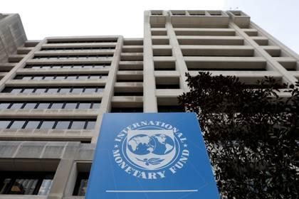 La sede del Fondo Monetario Internacional en Washington (REUTERS/Yuri Gripas/File Photo)