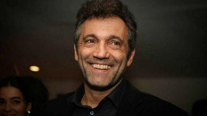 El actor brasilero Domingos Montagner