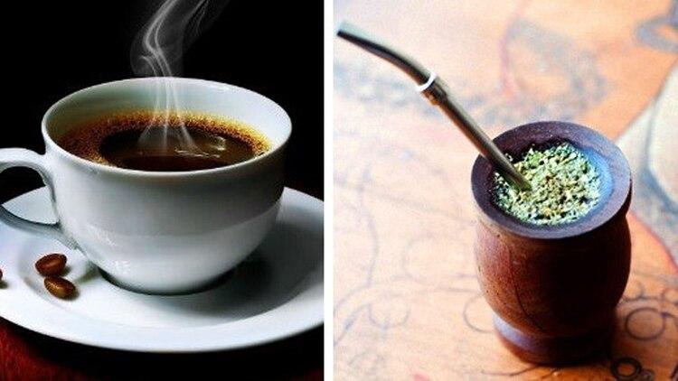 El mate y el café no son necesariamente malos respecto a la sensación de acidez