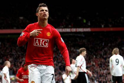 Cristiano Ronaldo had a successful step-by Manchester United (Reuters/Jason Cairnduff/File Photo)