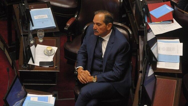 El senador justicialista y candidato a gobernador de Tucumán