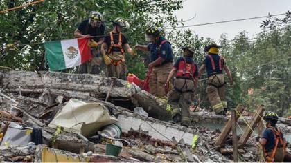 El Multifamiliar de Tlalpan, en Ciudad de México fue una de las zonas donde el sismo dejó a decenas sin hogar (Foto: Cuartoscuro)