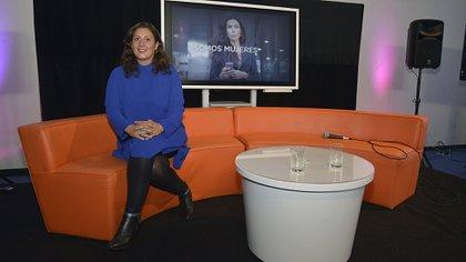 Ramade trabajó durante años para impulsar mujeres emprendedoras en la economía digital