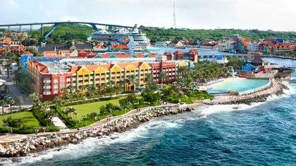 La paradisíaca isla caribeña de Curazao