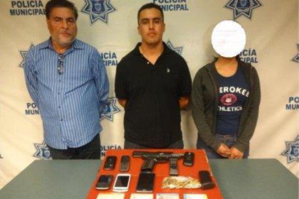 """Cae """"El Javo"""" del Cartel de Sinaloa en Mexicali; huyó del acoso de la CAF (Foto: Especial)"""