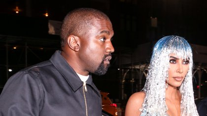 Kardashian parece estar muy cansada de esta situación (Foto: Amanda Jones/WWD/Shutterstock)