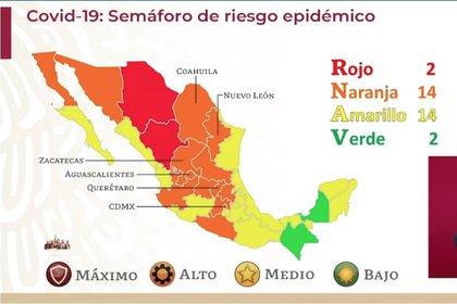 Foto: Secretaría de Salud