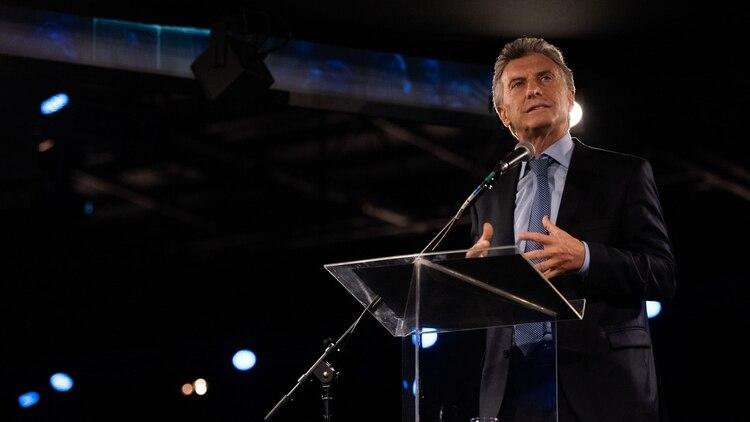 El discurso del presidente Mauricio Macri en la cena anual de CIPPEC
