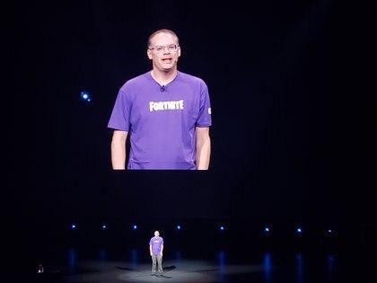 Tim Sweeney, CEO de Epic Games.