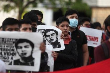 El presidente se comprometió a aclarar el caso de Iguala (Foto: Reuters / Henry Romero)