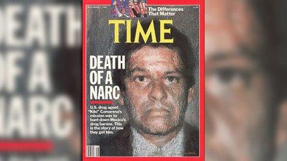 """Su posible extradición a los Estados Unidos sería por el asesinato en 1985 de Enrique """"Kiki"""" Camarena, el agente encubierto de la DEA que operaba en México en la década de los ochenta (Foto: Archivo)"""