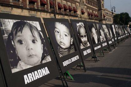 24 niñas y 25 niños perecieron, mientras que otros 75 menores resultaron heridos (Foto: ANDREA MURCIA/CUARTOSCURO)