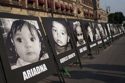 El accidente ocurrió en el año 2009 en una guarderia de Sonora (FOTO: ANDREA MURCIA CUARTOSCURO)