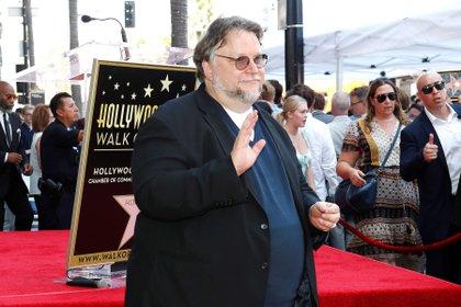 El director de cine Guillermo Del Toro (Foyo: EFE/EPA/NINA PROMMER)