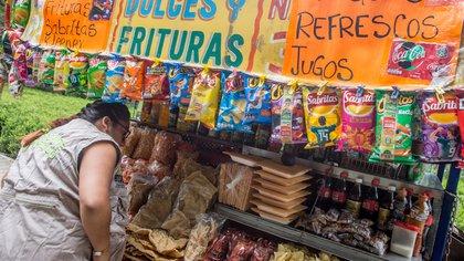 """El senador morenista lanzará una iniciativa para prohibir la venta de comida """"chatarra"""" a menores de edad en todo el país (Foto: Cuartoscuro)"""