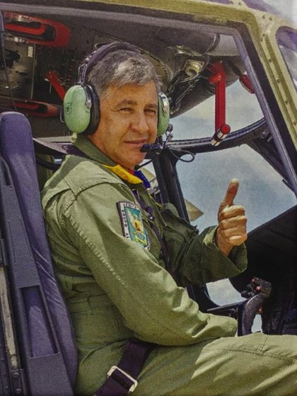 Comandante REDI Los LLanos Alejandro Guevara Hernández