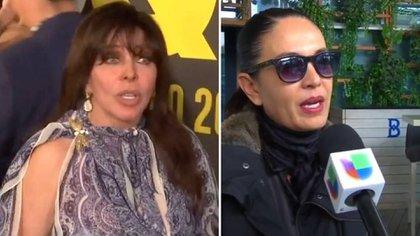 El nombre de Verónica Castro surgió cuando Yolanda no quería hablar sobre la identidad de quien fue su pareja (Foto: Especial)