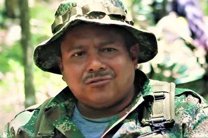 Jonnier, tercero  al mando del grupo de Gentil Duarte