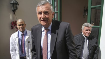 El gobernador de Jujuy, Gerardo Morales (NA)