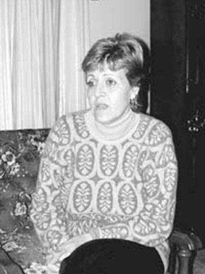 De la relación que mantuvo con el político riojano -que terminó poco después de que Menem se fuera de Las Lomitas – Martha Meza tuvo un hijo, al que llamó Carlos Nair