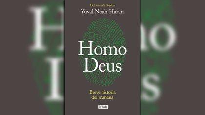 """Yuval Noah Harari, el israelí escribió dos best seller de fama mundial: """"Homo Sapiens"""" y """"Homo Deus"""". Este último es un libro transhumanista que lo convirtió en el pensador de cabecera del Mark Zuckerberg."""