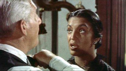 Spencer Tracy y Katy Jurado (Foto: Wiki Commons)