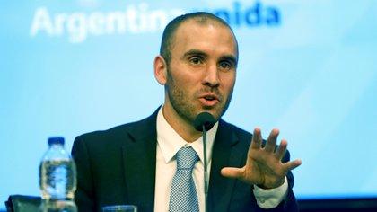 El ministro de Economía Martín Guzmán REUTERS/Mariana Greif/File Photo