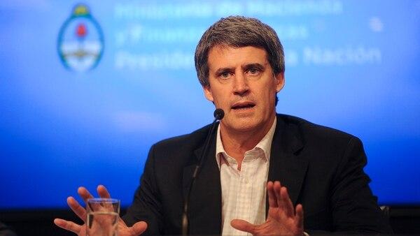 Alfonso Prat Gay (Télam)