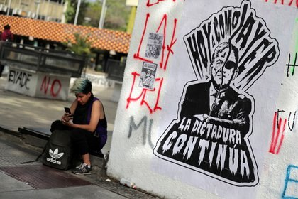 Protesta contra el modelo económico estatal de Chile en Santiago, Chile, 23 octubre 2019. REUTERS/Ivan Alvarado