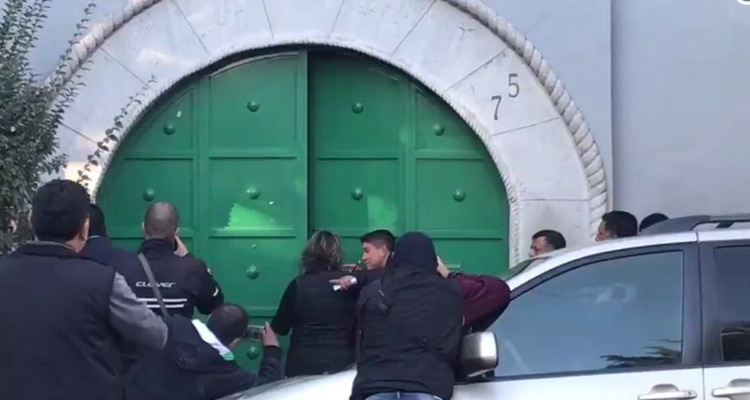 El crimen ocurrió en la calle Refugio, en la colonia Nativitas (Foto: Especial)