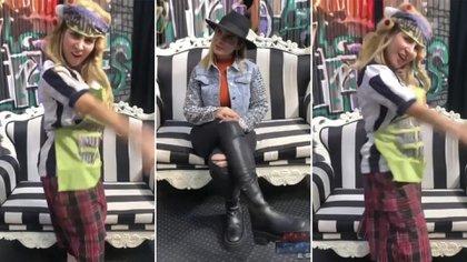 La famosa publicó este video para anunciar el regreso de Malinfluencers, el programa que realiza al lado de su compañero y amigo Jair Villareal (Foto: Foto: malinfluencersmx / IG)