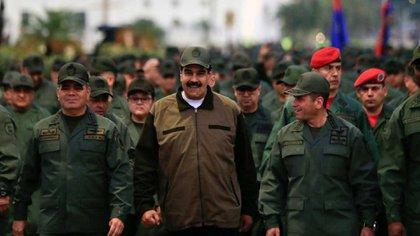 Las FARC de Gentil Duarte solo habla de Chávez y ahora de Diosdado