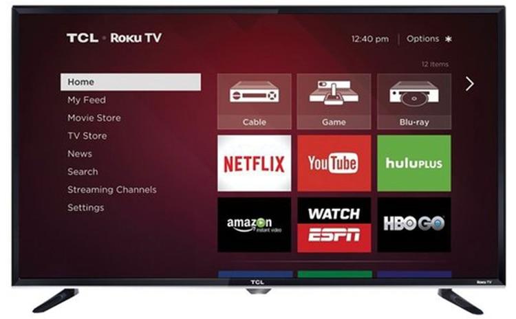 Los televisores inteligentes vienen con más opciones para pasar más tiempo delante de ellos