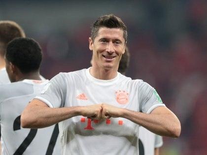 El Bayern Múnich pasó a la final del Mundial de Clubes al vencer al Al Ahly (Foto: Mohammed Dabbous/ Reuters)