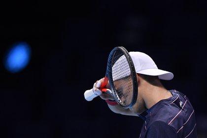 Schwartzman perdió sus tres partidos en el ATP Finals (REUTERS/Toby Melville)