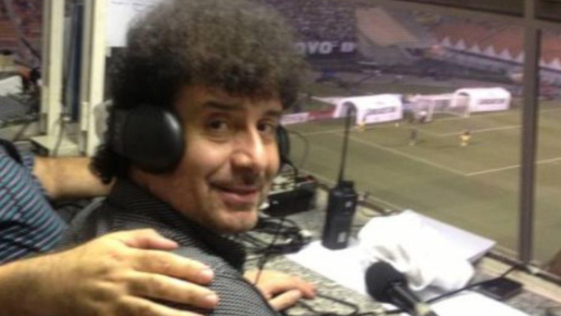 Daniel Mollo, eufórico por un nuevo título de Boca