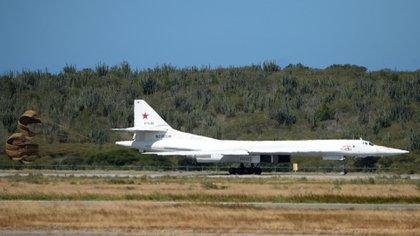 Rusia realizará maniobras militares en Venezuela (AFP)