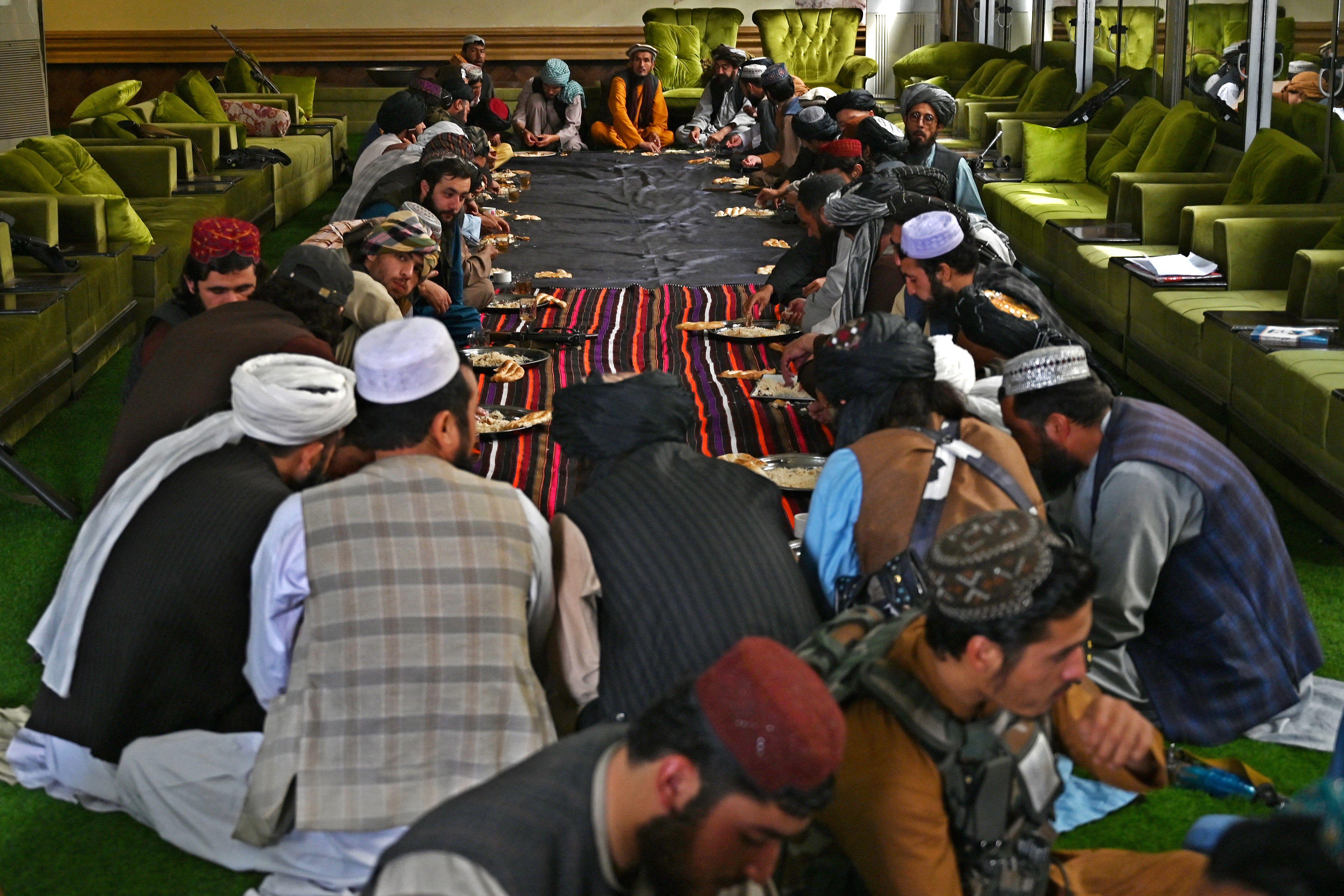 Afganistán - Talibanes - Abdul Rashid Dostum