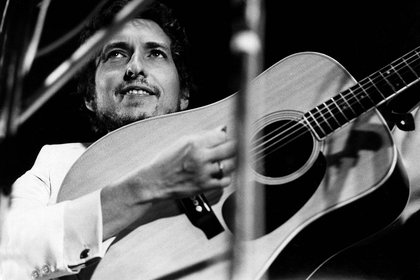 Bob Dylan (Shutterstock)
