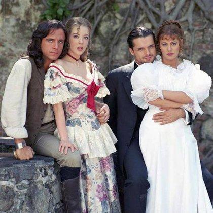 """Zarattini adaptó """"Corazón Salvaje"""" en 1993, una de las versiones más exitosas"""