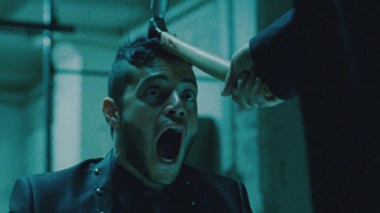 "Rami Malek en ""Oldboy"""