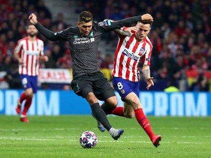 El Liverpool deberá remontar si quiere pasar a cuartos de final - REUTERS/Sergio Perez