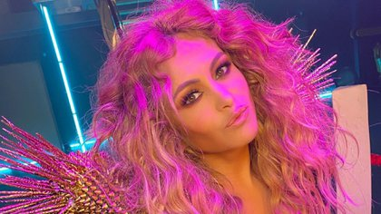 Paulina Rubio's finances have been compromised by expenses and debts (Photo: Instagram @paulinarubio)