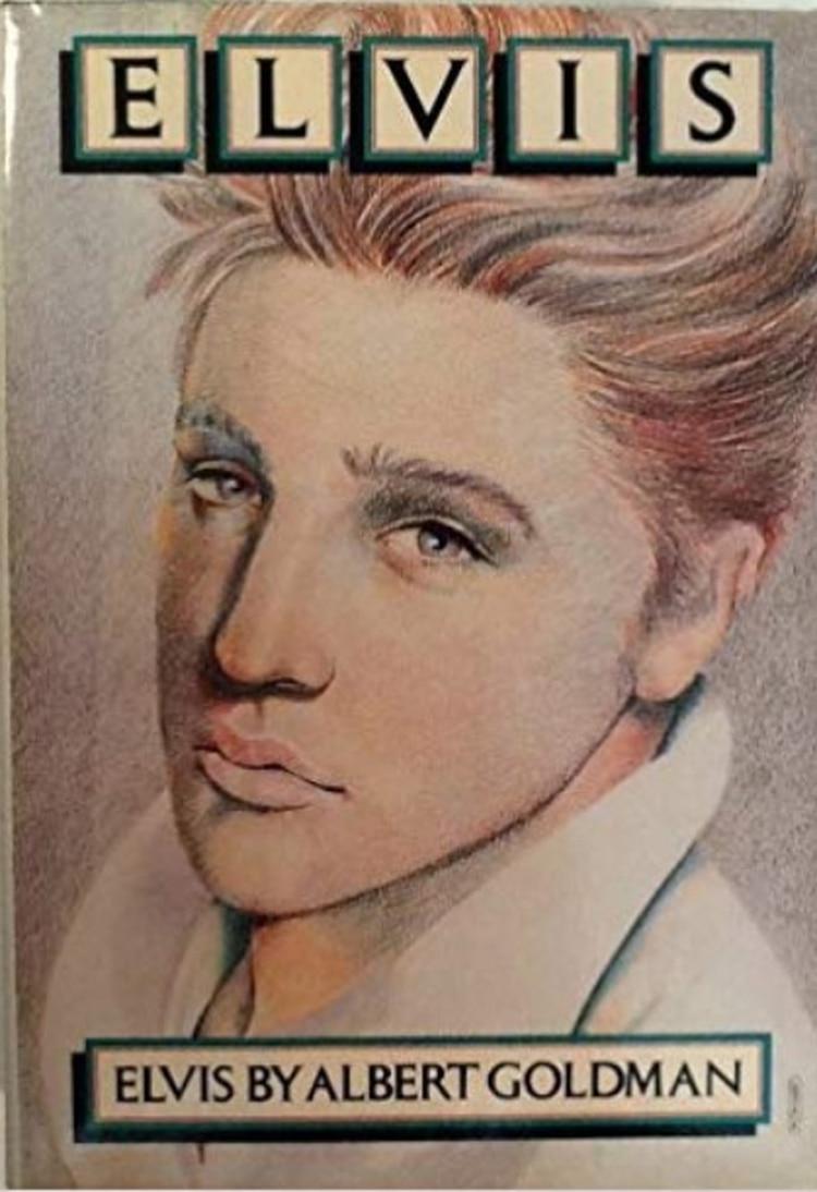 La controvertida biografía de Elvis publicada en 1981