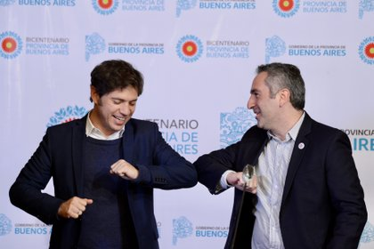 Andrés Larroque presentará el plan de desalojo a la justicia para evitar un desalojo compulsivo que puede terminar en incidentes.