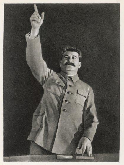 Mandatory Credit: Photo by Historia/Shutterstock (7665134az) Josef Stalin Orating 1879-1953 Historical Collection64