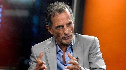 Claudio Belocopitt, presidente de la Unión Argentina de Salud