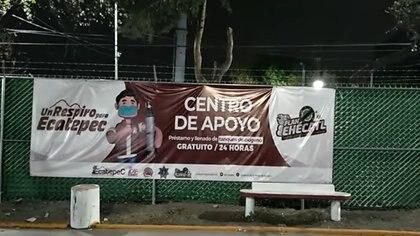 Foto: (Gobierno de Ecatepec)