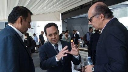 Clemente Castañeda Hoeflich condenó la guerra sucia contra sus candidatos (Foto: Cuartoscuro)